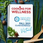 cooking for wellness fall 2021 classes