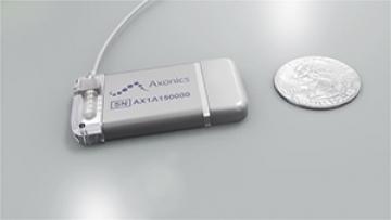 axionics for bladder control